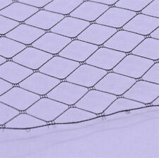 200cm Birdcage Veil Netting Wedding Hat Fabric Mesh DIY Sewing Millinery Craft