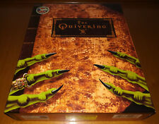 THE QUIVERING - PC Adventure Game Big Box UK Version English Complete