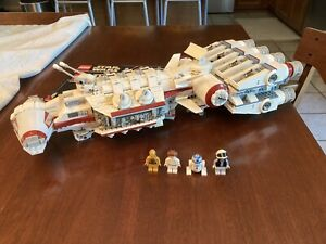 Lego Star Wars Tantive IV (10198) No Captain Antilles But Otherwise Complete