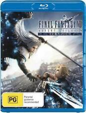 Final Fantasy VII: Advent Children  - BLU-RAY - NEW Region B