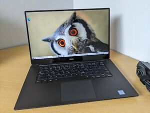 """Dell XPS 15 9560 15.6"""" UHD InfinityEdge Touch i7-7700HQ GTX1050 32GB 1TB NVMe"""