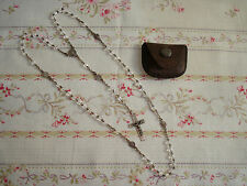 Petit CHAPELET ancien - Vintage French Rosary