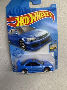 Honda Civic Si Hot Wheels - brand new/sealed/VHTF 63/250!