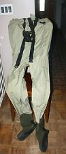 LaCrosse Breathe-Lite Breathable Chest Waders Mens Size XL