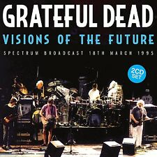 Grateful Dead 'Visions Of The Future' (New CD Box Set)