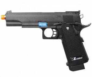 WE TECH Full Metal Hi-Capa 5.1 1911 Government Model GBB Airsoft Pistol WE-001