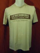Lynchburg, TN - Hardware & General Store - Vintage T-shirt - Beige - L