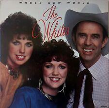 The Whites – Whole New World LP Vinyl 1985 Folk Country MCA Records