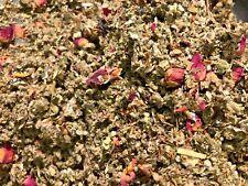 Rose Mullein Bulk Natural No.40 Herb Mixture Red Clover Marshmallow Raspberry