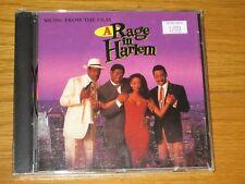 """A Rage in Harlem"" - Original Soundtrack (CD, May-1991, Sire) R&B / BLUES TRACKS"