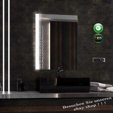 'halfled' 43*70 cm neuf blanc chaud DEL powerled Miroir miroir de salle ledspiegel