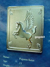 Bandai Saint Seiya Saint Cloth Myth Series (The Hades) Pegasus Seiya Metal Plate