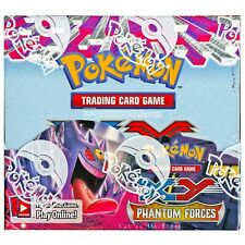 Pokemon XY Phantom Forces Booster Box Sealed