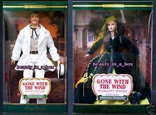 Scarlett O'Hara Barbie Doll Rhett Timeless Treasures Gone with the Wind Drapery