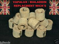 BIALADDIN  VAPALUX SERVICE KIT LAMP WICKS PARAFFIN LAMP SPARE PARTS TILLEY LAMP