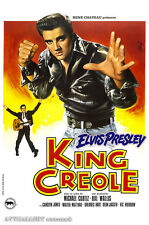 "King Creole (Elvis Presley) - Movie Poster - (24""x36"") - Free S/H"