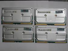 4GB 4x1GB 800-40 RDRAM Rambus Rimm 4 HP ES47 ES80 GS1280 3X-MS7AB-DB 20-0F87A-01