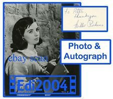 MILLIE PERKINS Original  Photo with AUTOGRAPH CARD