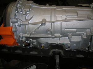6L80E 6-Gang Automatikgetriebe  für Corvette C6  generalüberholt
