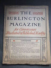 The Burlington Magazine August 1928 - Trecento Painting, Pesellino