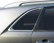 Chrome C-Pillar Post Glass Molding Cover Trim for 11-13 Kia Sorento R /Tracking