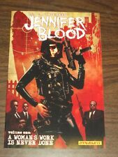 Jennifer Blood A Woman's Work Is Never Done Vol 1 (Paperback)< 9781606902615