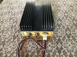 80 Watt Mobile Amplifier for VHF Land Mobile service (Read description)
