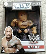 WWE - METALS DIE CAST - THE ROCK - M211 - BOXED / EXCELLENT