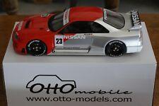 """NISSAN SKYLINE GT-R R33 NISMO JGTC """"street réplica""""  1/18"""