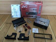 JVC KS-FX460R Mobile Entertainment RDS Vintage In Car Cassette Player Boxed