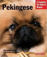 Pekingese Paperback D. Caroline Coile
