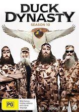 Duck Dynasty : Season 10 (DVD, 2016, 2-Disc Set) R4