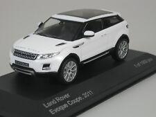 Land Rover Evoque coupe 2011 Blanco 1/43 WHITEBOX wb227 NUEVO
