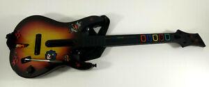 Playstation 2 PS2 Guitare pour jeu Guitar Hero Sans dongle Envoi rapide et suivi