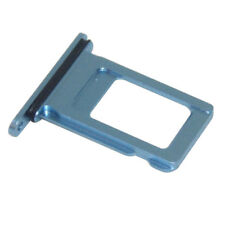 """Apple iPhone XR 6.1"""" Sim Card Holder Slot Sim Card Tray Replacement Blue"""