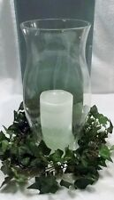 HURRICANE SHADE REPLACEMENT PARTYLITE PILLAR TAPER CANDLE HOLDER HOME DECOR NIB