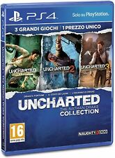 Uncharted The Nathan Drake Collection - (PlayStation 4, 2018)