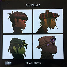 "Gorillaz ""Demon Days"" 2/LP"