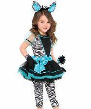 Precious Zebra Small (4-6) Child's Costume - NWT