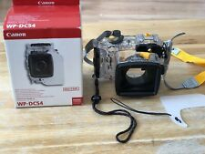 Canon WP-DC54 Underwater housing for Canon Powershot G7X