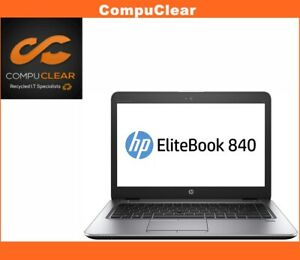 "HP EliteBook 840 G2 14"" Laptop - i5-5200U 2.50GHz 8GB RAM 256GB SSD Win 10 Pro"