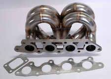 Ford Focus 00-04 2.0L DOHC Top Mount Turbo Manifold T3 Flange Stainless Steel