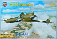 ModelSvit 4808 - 1/48 - XP-55 Ascender, WWII plastic model