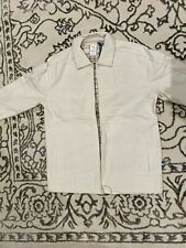 PUMA x BIG SEAN Zip-Up Men's Jacket Corduroy Long Sleeve Zip Collar Birch sz L