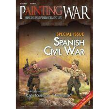 Peinture de guerre-volume 5-guerre civile espagnole-guide miniatures-envoyé 1ère classe
