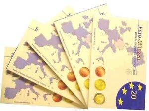 Offizieller Kurssatz 2008 ADFGJ 2008 Deutschland +2 Euro H.Michel PP