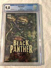 Black Panther #1 CGC 9.8 WP Lashley Variant Cover 1st Shuri as Black Panther MCU