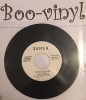"Quiet Storm When You Came 7"" vinyl single record USA promo T54330F TAMLA 1981 Ex"