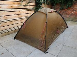 Hilleberg Unna Tent + Ground Protector, Sand Colour, 1+ Person
