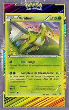 Viridium - XY7:Origines Antiques - 12/98 -Carte Pokemon Neuve Française